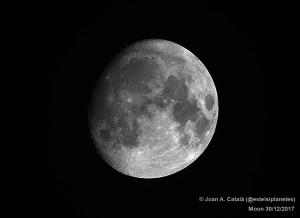 Moon 30-12-2017
