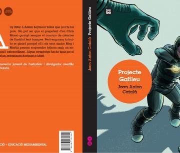 """""""Projecte Galileu"""": una novel·la juvenil, amb contingut científic."""