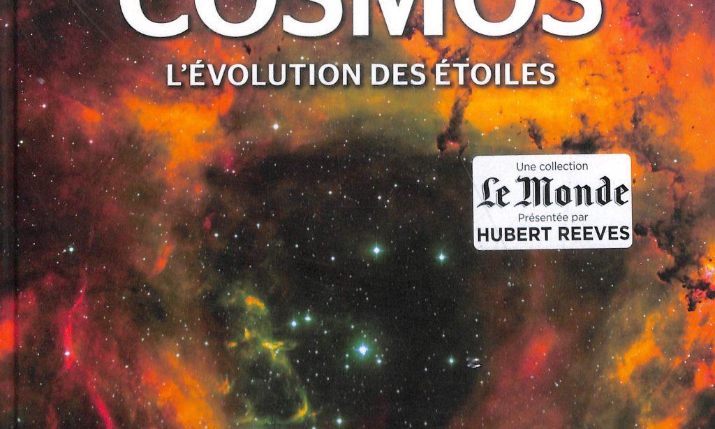 """""""La evolución de las estrelles"""", traduït també al francès"""